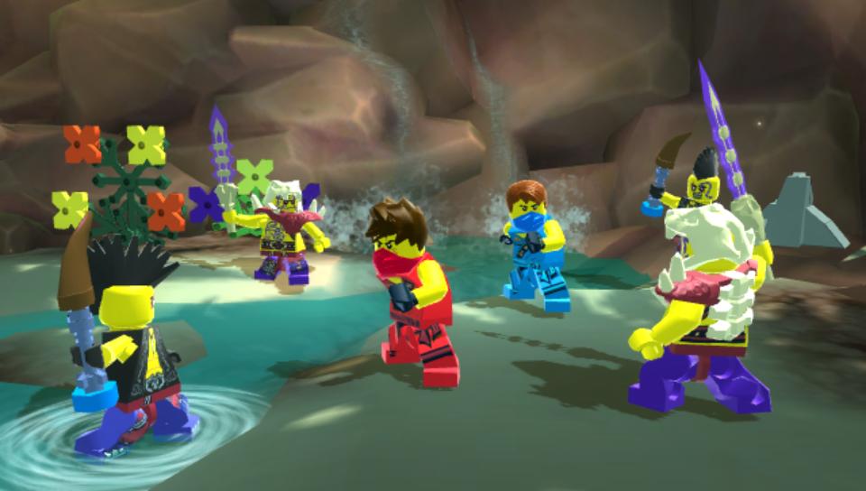 игра Lego Ninjago скачать торрент на пк - фото 7