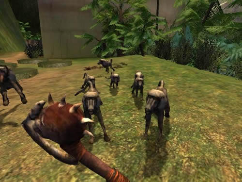 turok онлайн игра