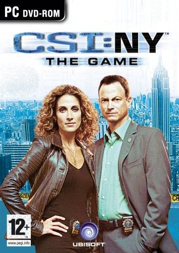 CSI: NY – The Game