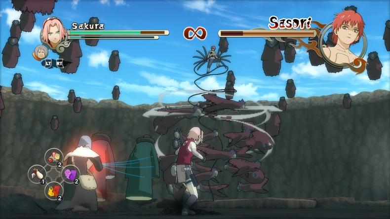 скачать Naruto Ultimate Ninja Storm 2 на Pc Torrent - фото 8