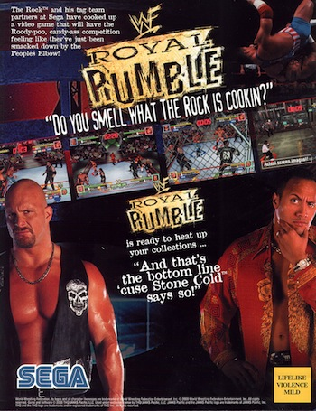 WWF Royal Rumble (2000)