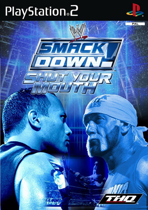 WWE SmackDown!: Shut Your Mouth