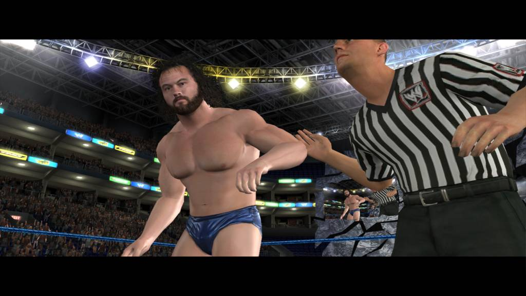 WWE Day of Reckoning 2 GameCube agir ind br