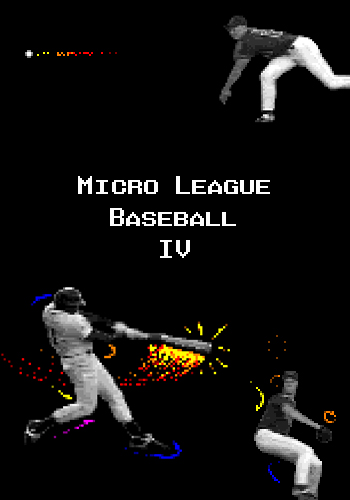 MicroLeague Baseball IV
