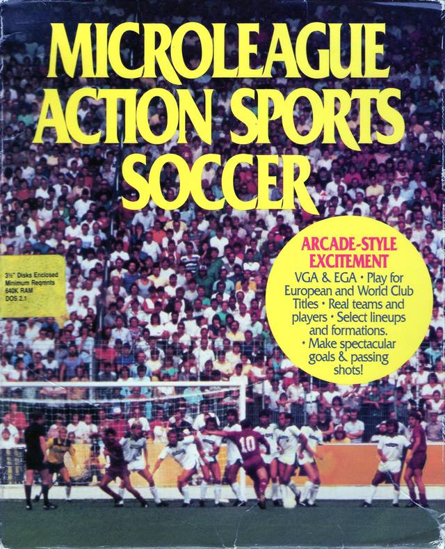 MicroLeague Action Sports Soccer