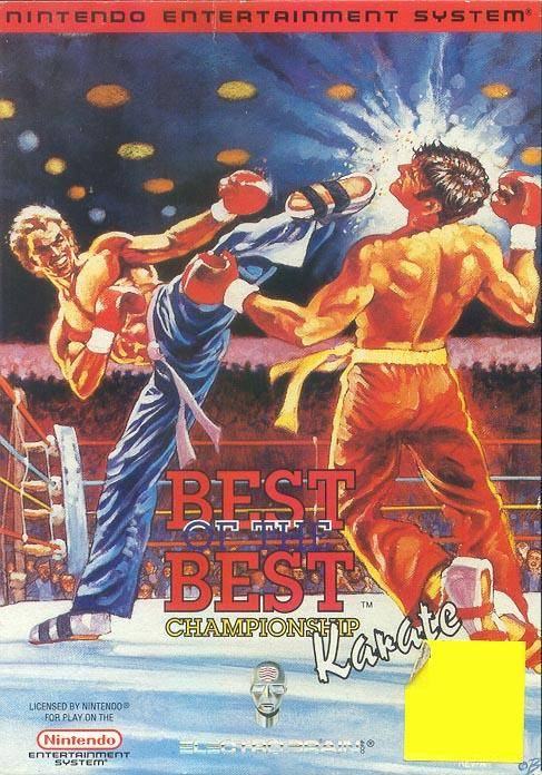 Best of the Best — Championship Karate