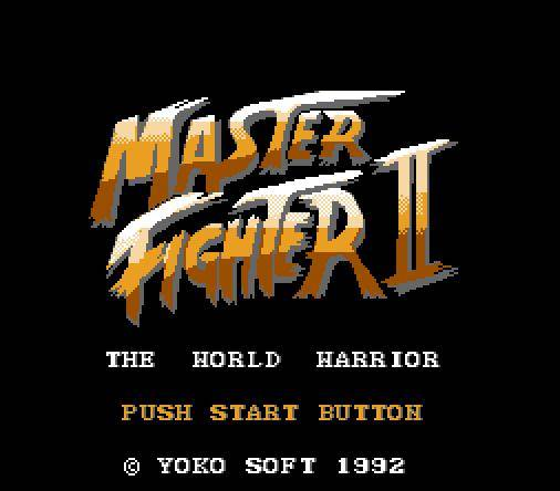 Street Fighter II — The World Warrior