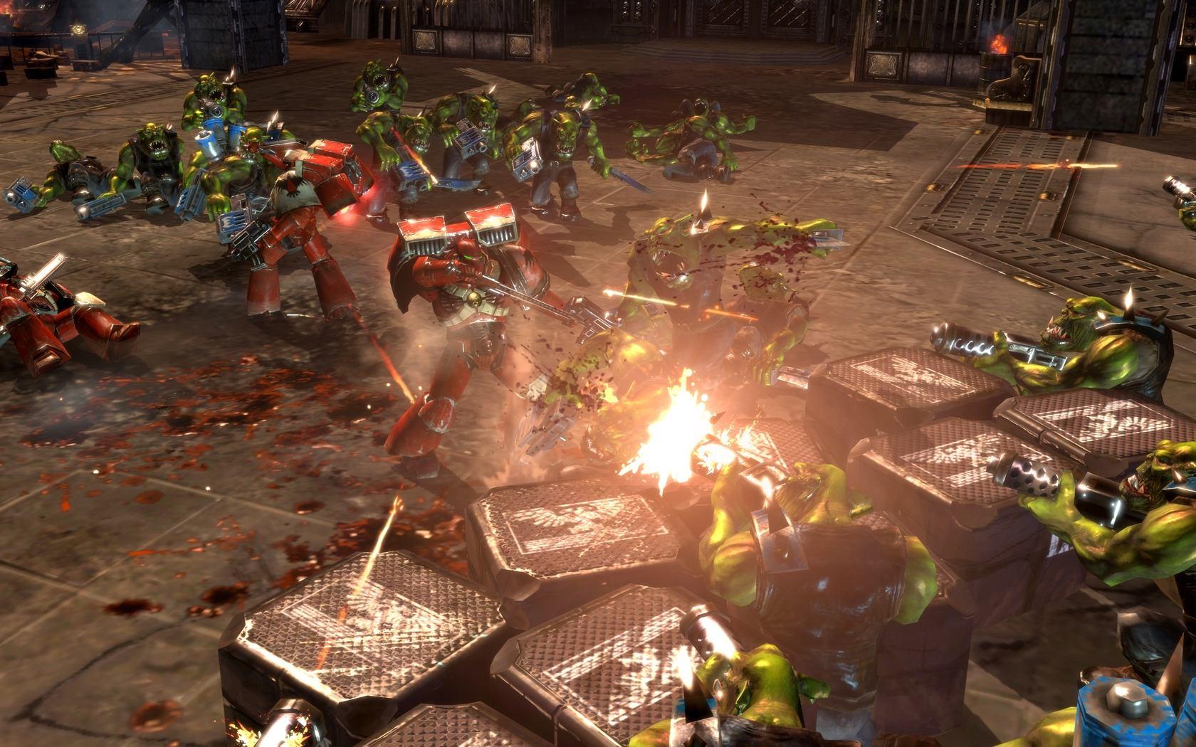 ПОМОГИТЗЫКОМ! : Warhammer 40,000: Dawn of War 99