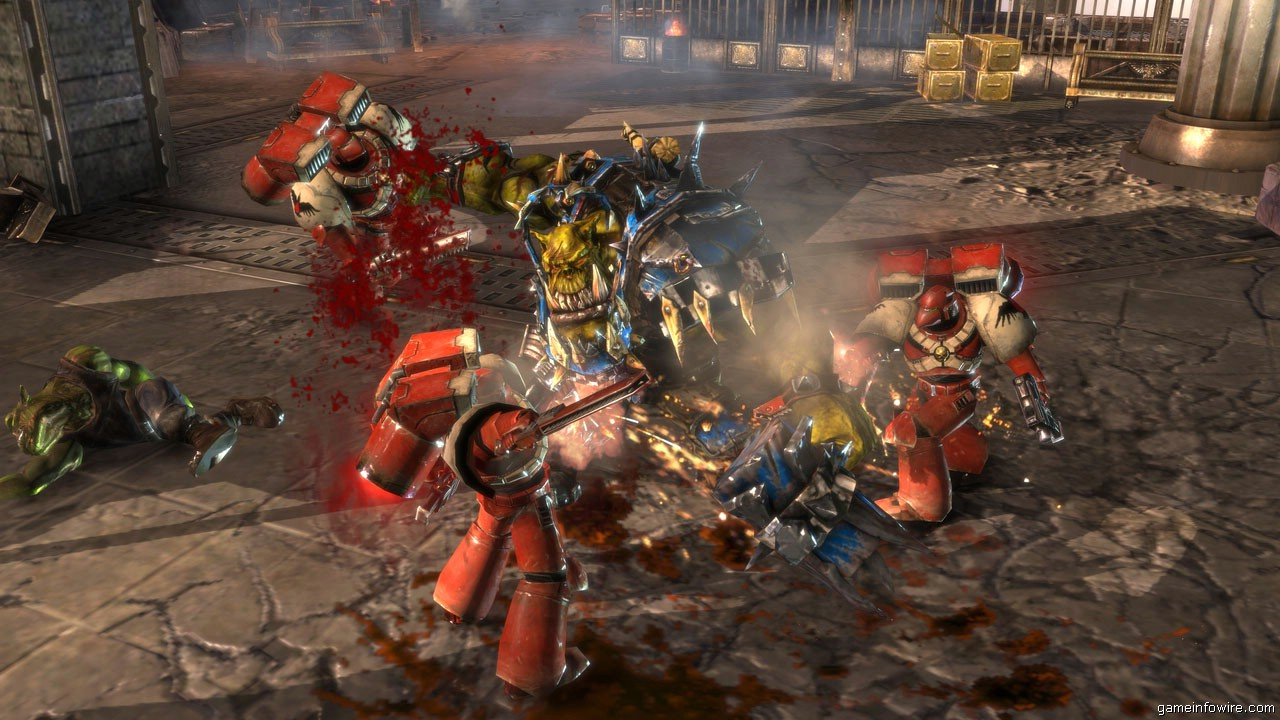 ПОМОГИТЗЫКОМ! : Warhammer 40,000: Dawn of War 7