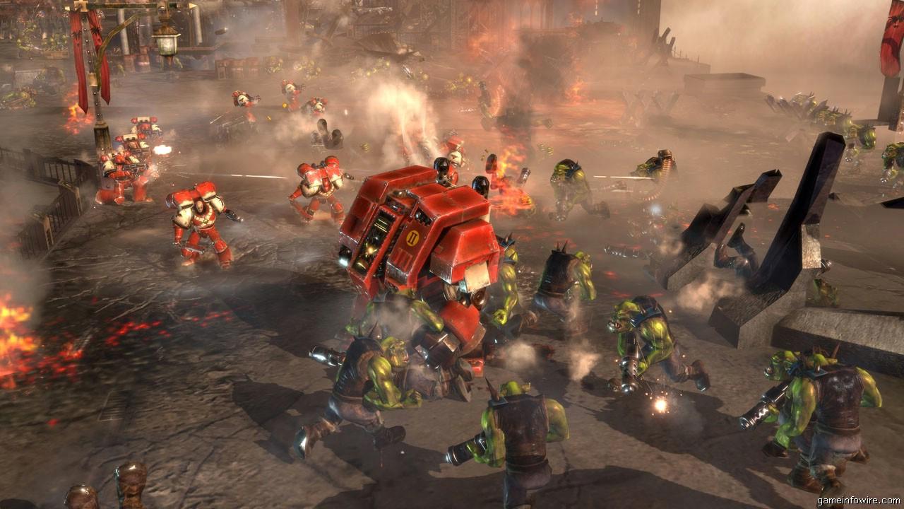 ПОМОГИТЗЫКОМ! : Warhammer 40,000: Dawn of War 26
