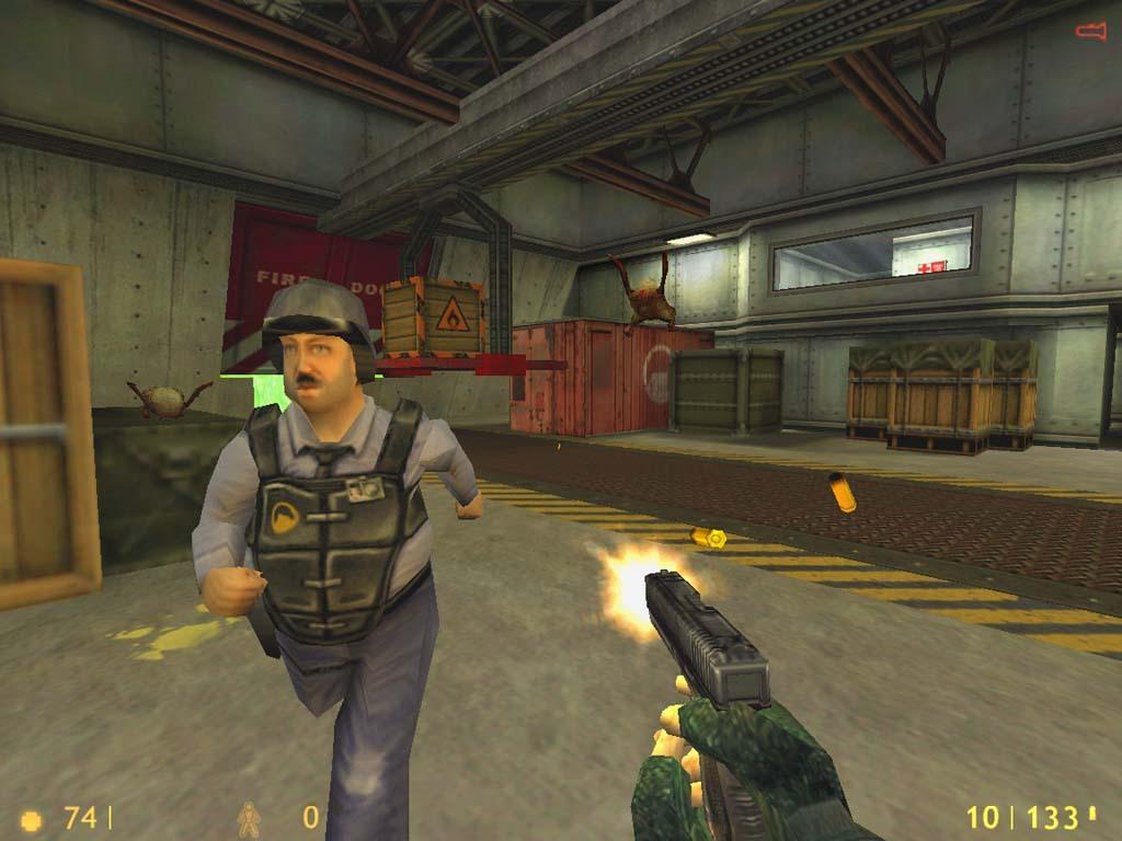 скачать игру халф лайф Opposing Force - фото 4