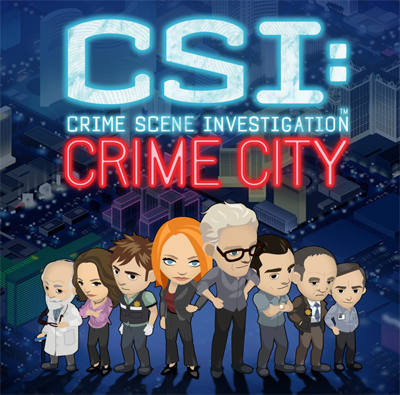 CSI: Crime Scene Investigation - Crime City