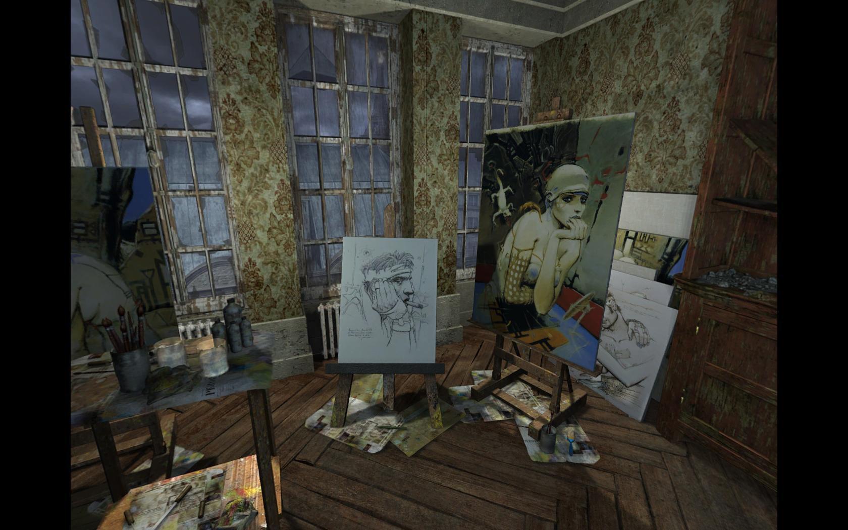 Nikopol Прохождение Игры