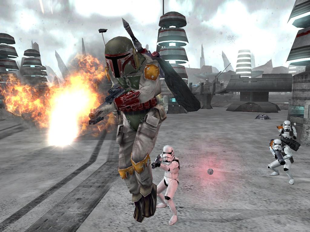 Star wars battlefront 2 игра скачать торрент
