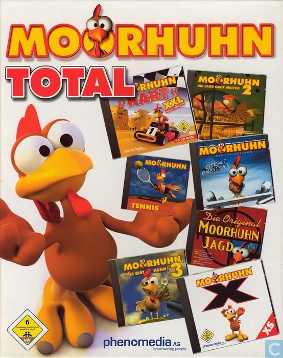 4 Moohrhuhn Teile 2003 pc game Img-2