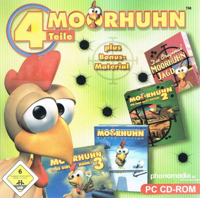 4 Moohrhuhn Teile 2003 pc game Img-3