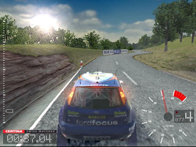 Скачать Игру Colin Mcrae Rally - фото 9