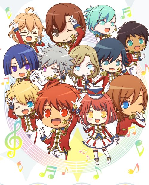 Uta no Prince-sama Music 3