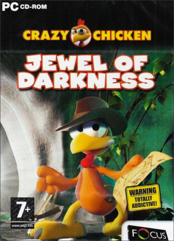Crazy Chicken: Jewel Of Darkness