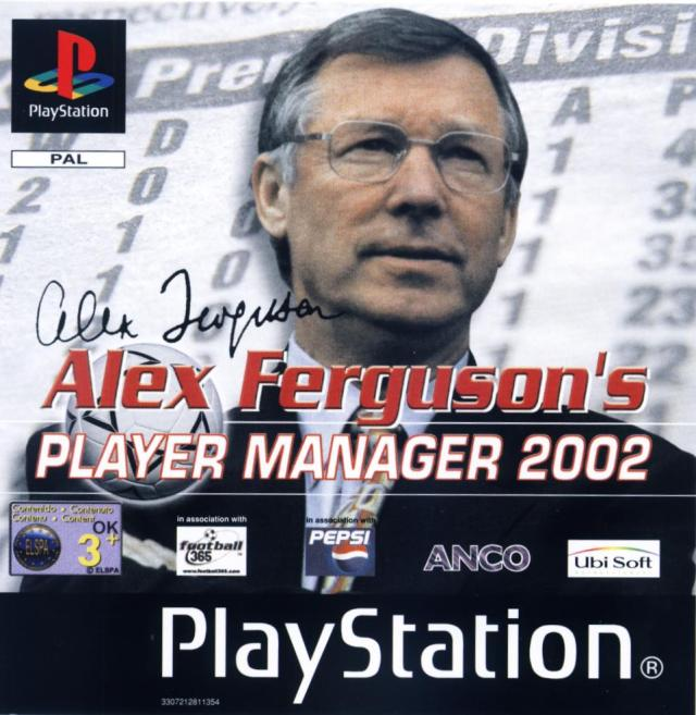 Alex Ferguson's Player Manager 2002
