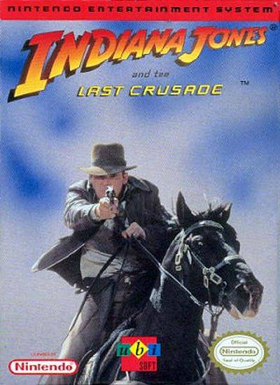 Indiana Jones and the Last Crusade (UBI)