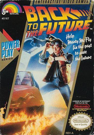 Back to the Future (NES)