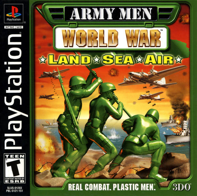 Army Men: World War — Land, Sea, Air