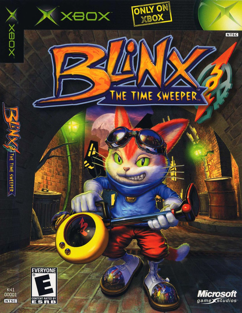Blinx: The Time Sweeper