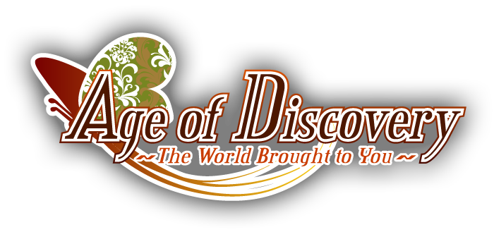 Age of Discovery: The World Brought to You