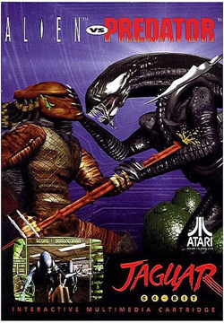 Alien vs Predator (Jaguar)