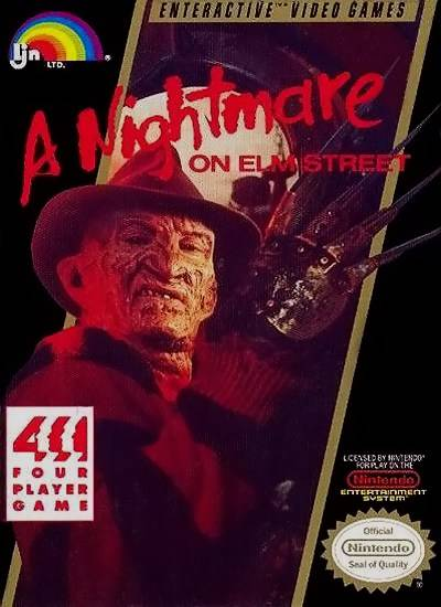 A Nightmare on Elm Street (NES)