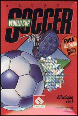 World Cup 90: Arcade Soccer