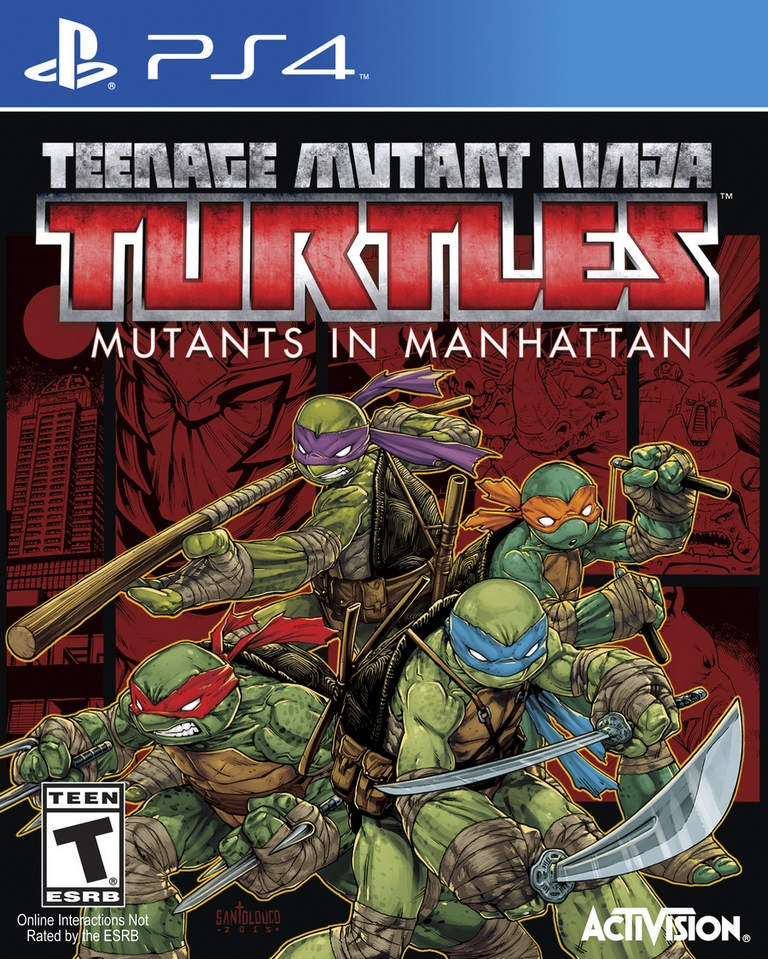 Teenage Mutant Ninja Turtles: Mutants in Manhattan