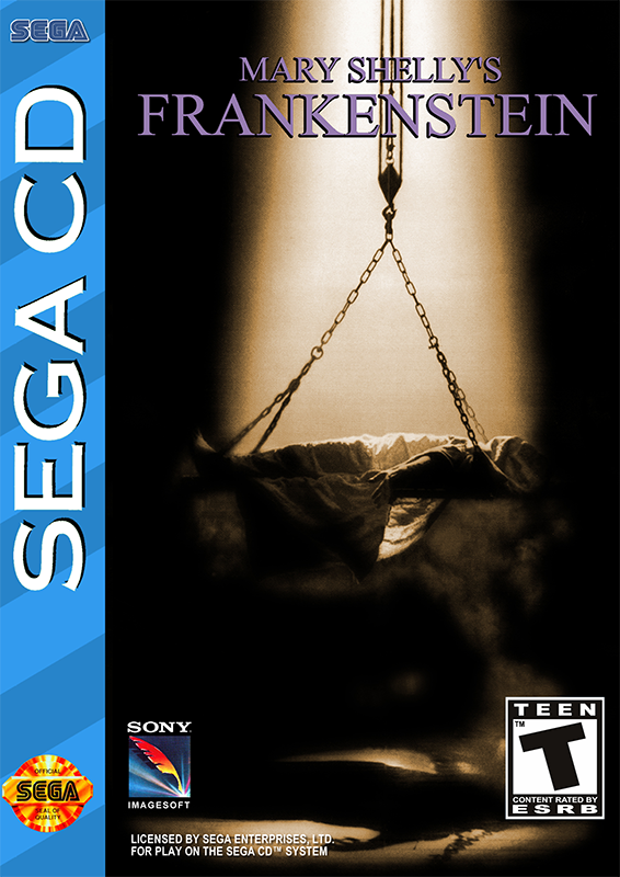 Mary Shelley's Frankenstein (Sega CD)