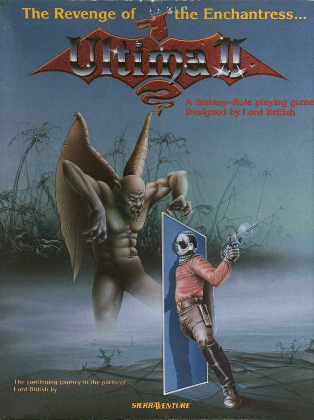 Ultima II: The Revenge of the Enchantress