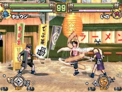 скачать торрент naruto ultimate ninja