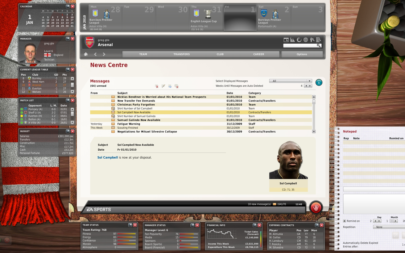 Game Fix / Crack: FIFA Manager 13 v10 All No-DVD