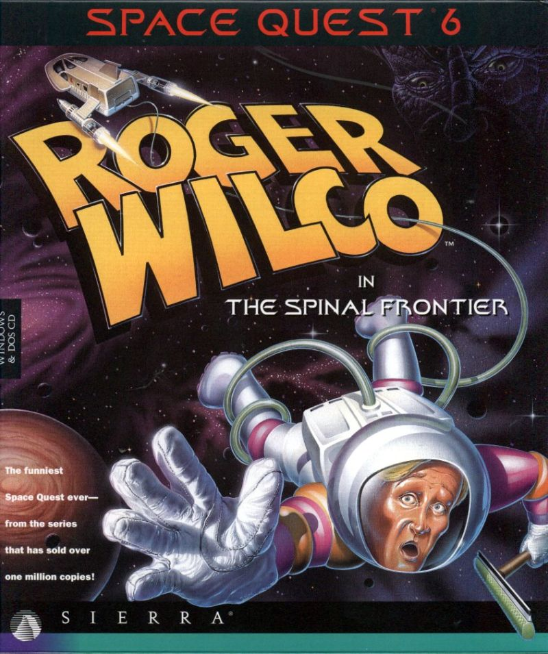 Space Quest 6: Roger Wilco in the Spinal Frontier