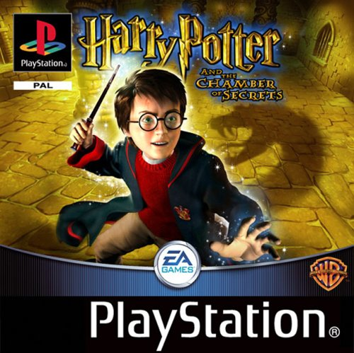Harry Potter and the Chamber of Secrets (PlayStation)