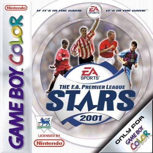 The F.A. Premier League Stars 2001 (Game Boy Color)