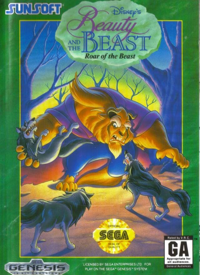 Disney's Beauty And The Beast: Roar Of The Beast