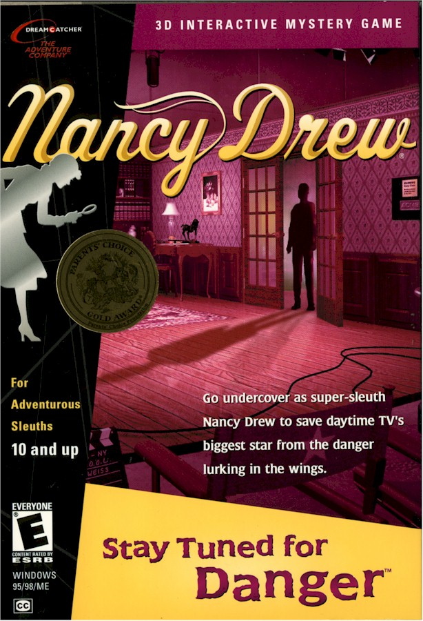 Nancy Drew Stay Tuned for Danger