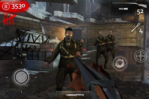 скачать игру Call Of Duty зомби - фото 5