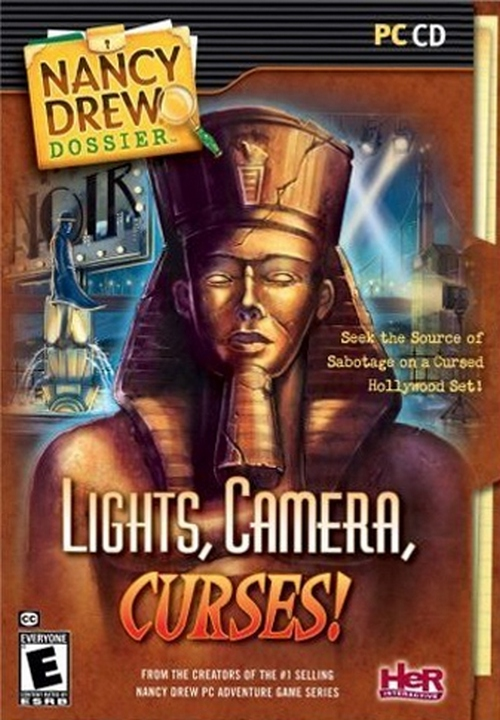 Nancy Drew: Lights, Camera, Curses!