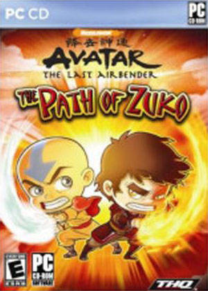 Avatar: The Last Airbender - Path of Zuko