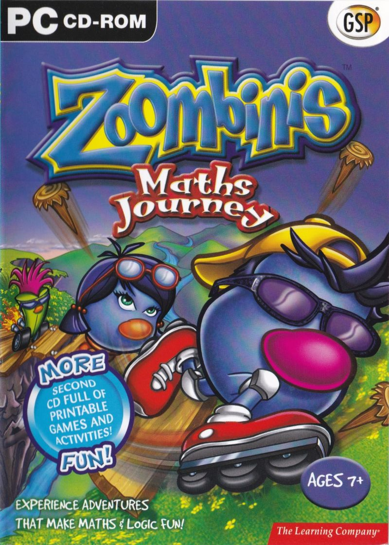 Logical Journey of the Zoombinis