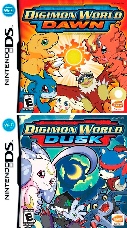 Digimon World: Dawn/Dusk