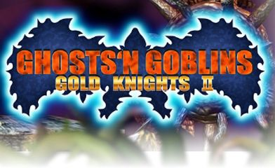 Ghosts 'n Goblins: Gold Knights II