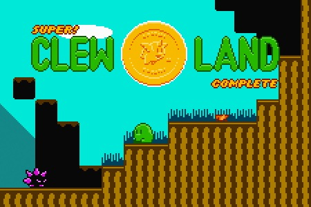 Super Clew Land
