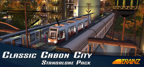 Trainz Simulator: Classic Cabon City